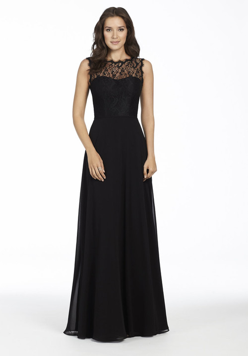 Hayley Paige Occasions Bridesmaid Dress 5756
