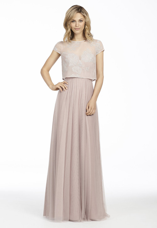 Hayley Paige Occasions Bridesmaid Dress 5766