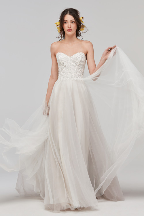 Willowby Wedding Dress Mariposa