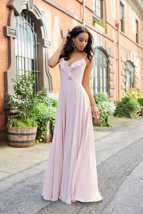 Blush by Hayley Paige Bridesmaids Dress Style 5803