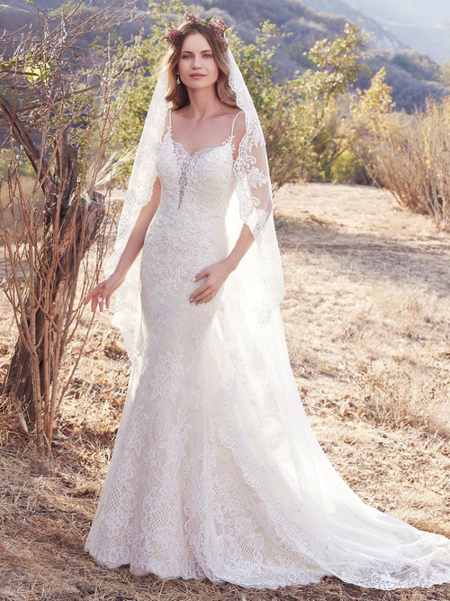 Maggie Sottero Wedding Dress Ida (7MN906)