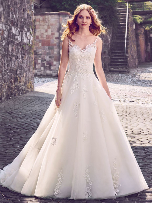 Maggie Sottero Wedding Dress Amara (8MC549)