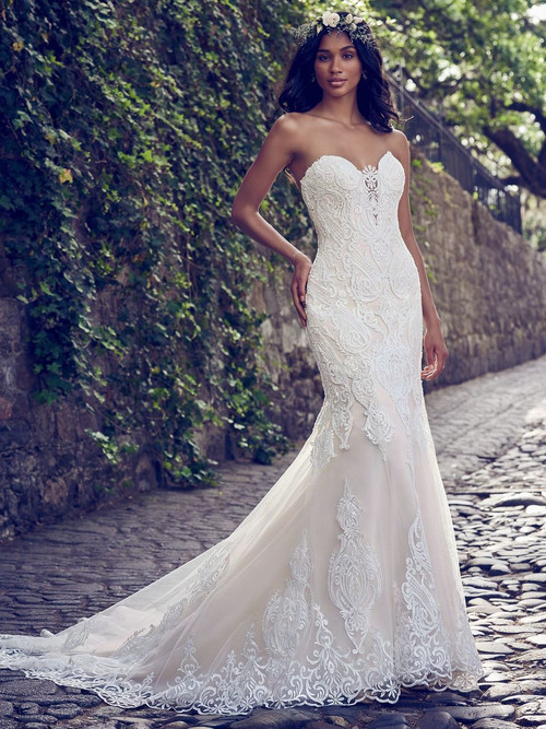 Maggie Sottero Wedding Dress Autumn (8MS562)