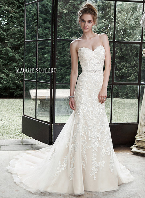 Maggie Sottero Wedding Dress Winstyn (5MS694)