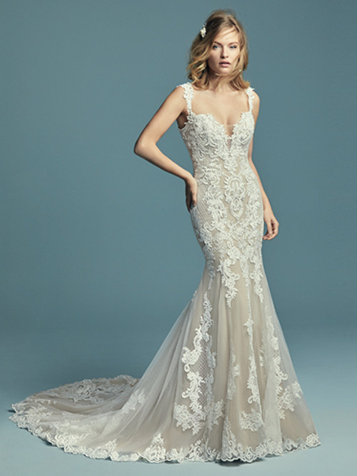 Maggie Sottero Wedding Dress Abbie (8MC739)