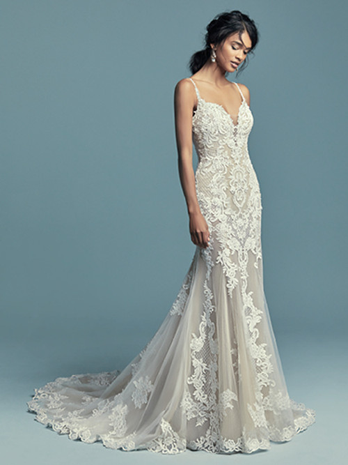 Maggie Sottero Wedding Dress Abbie Marie (8MC748)