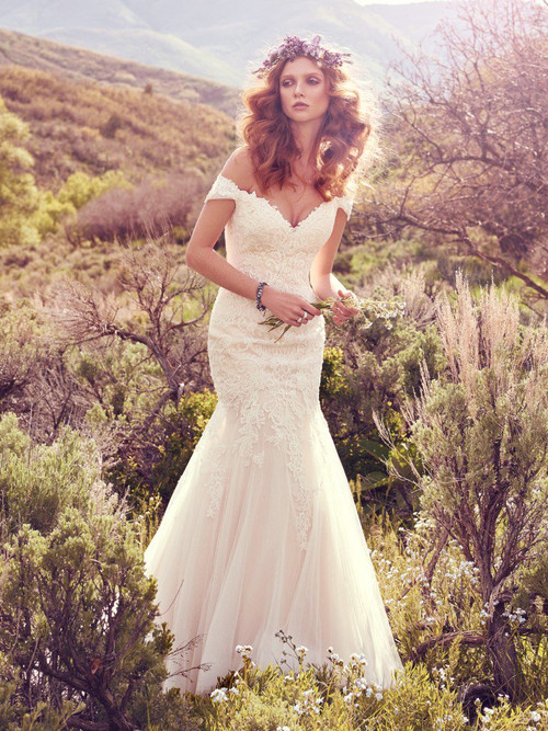 Maggie Sottero Wedding Dress Afton (7MW349)