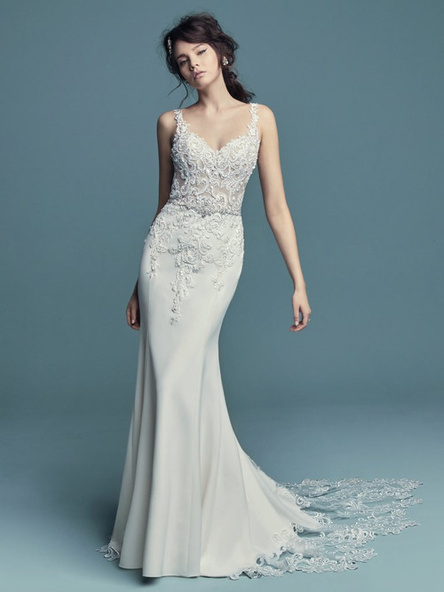Maggie Sottero Wedding Dress Alaina (8MC734)