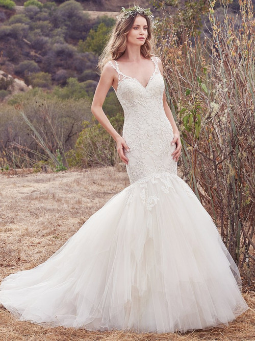 Maggie Sottero Wedding Dress Alta (7MW610)