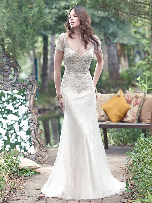 Maggie Sottero Wedding Dress Amal (6MN278)
