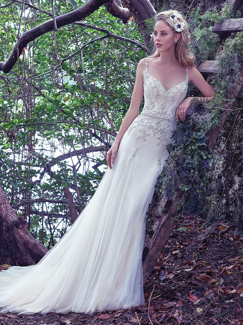 Maggie Sottero Wedding Dress Andraea (6MR840)