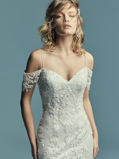 Maggie Sottero Wedding Dress Angelica (8MT659)