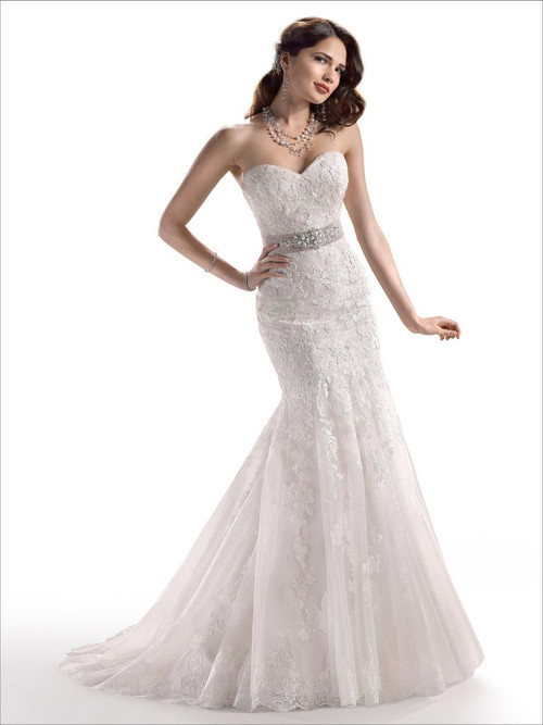 Maggie Sottero Wedding Dress Ascher (3MN731)