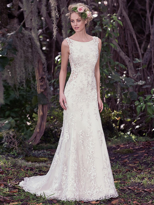 Maggie Sottero Wedding Dress Aspen (6MS818)