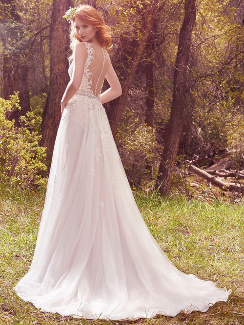 Maggie Sottero Wedding Dress Avery (7MW353)