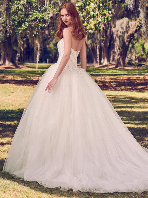 Maggie Sottero Wedding Dress Benton (8MC504)