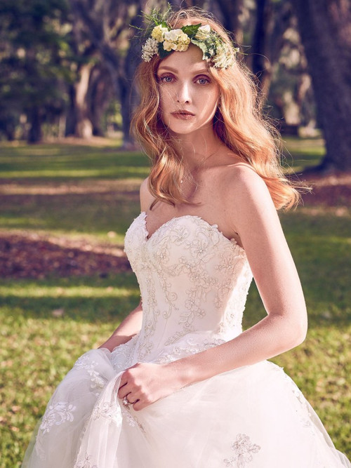 Maggie Sottero Wedding Dress Benton Marie (8MC504MC)