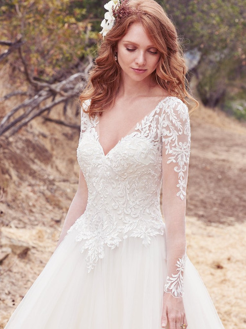 Maggie Sottero Wedding Dress Berkley (7MS612)