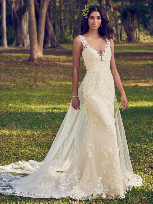 Maggie Sottero Wedding Dress Bernadine (8MN499)