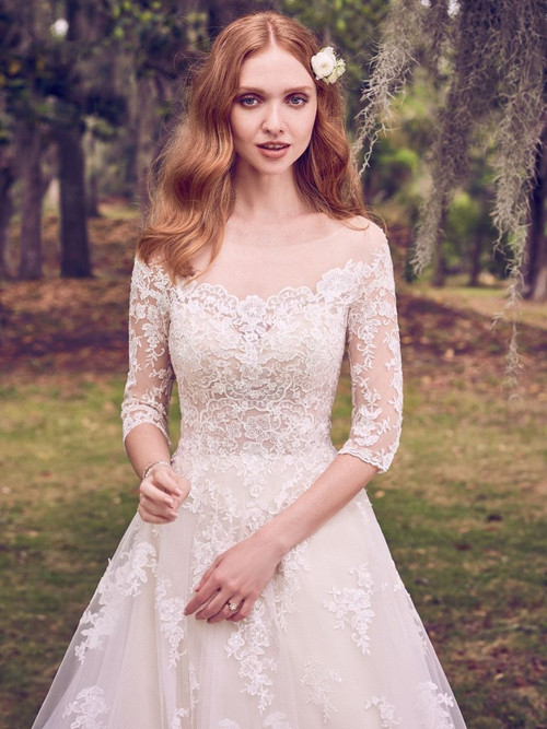 Maggie Sottero Wedding Dress Bree (8MS491)