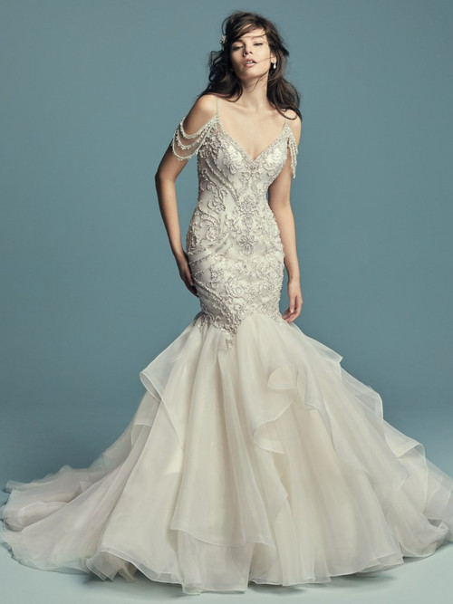 Maggie Sottero Wedding Dress Brinkley (8MC651)