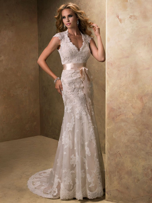 Maggie Sottero Wedding Dress Bronwyn (12623)