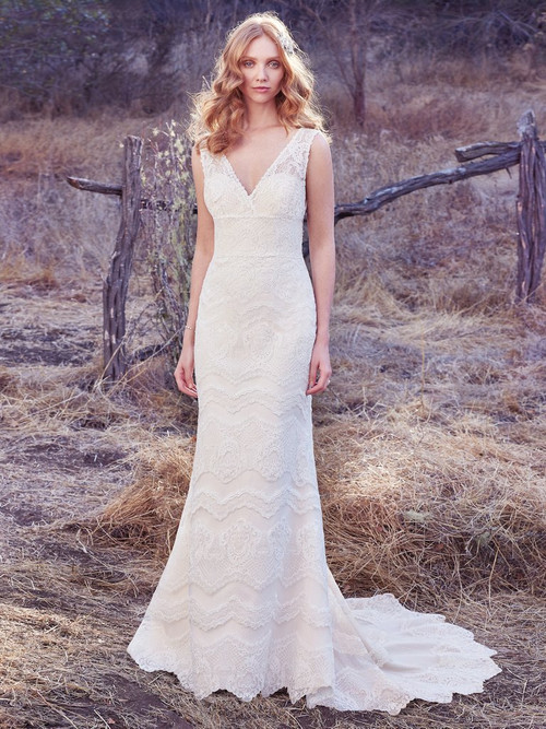 Maggie Sottero Wedding Dress Brynn (7MW608)