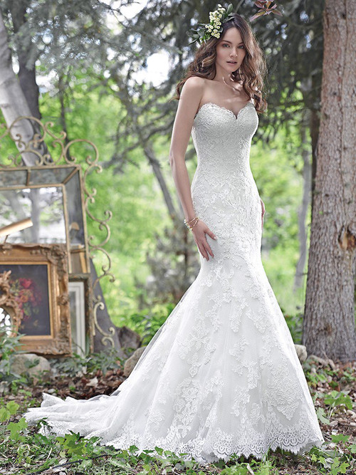 Maggie Sottero Wedding Dress Cadence (6MW235)