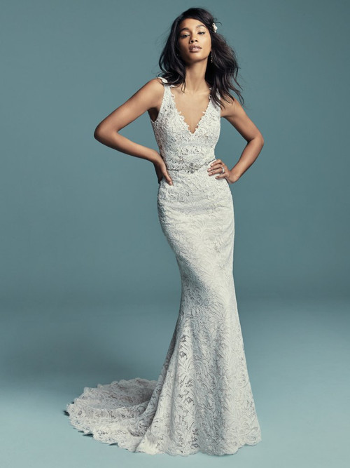 Maggie Sottero Wedding Dress Caroline (8MS654)