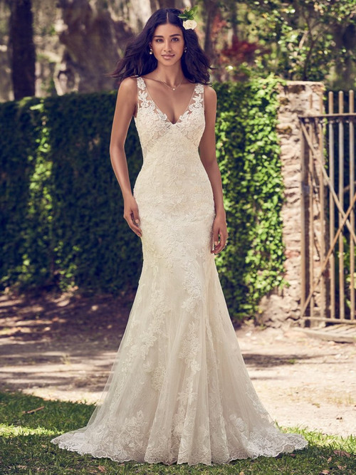 Maggie Sottero Wedding Dress Charlotte (8MC502)
