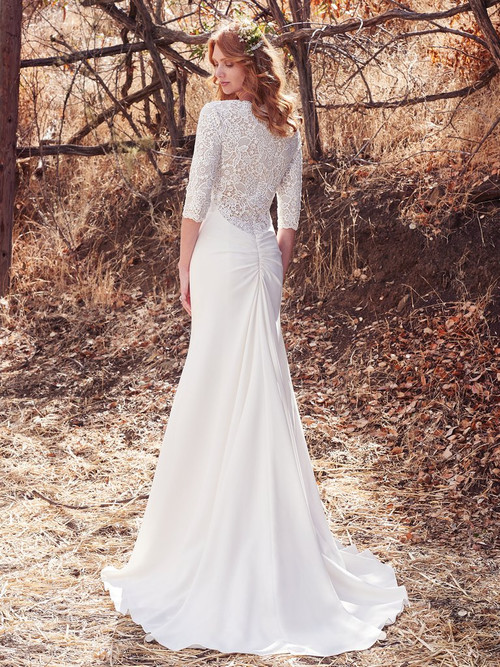 Maggie Sottero Wedding Dress Cora (7MW947)