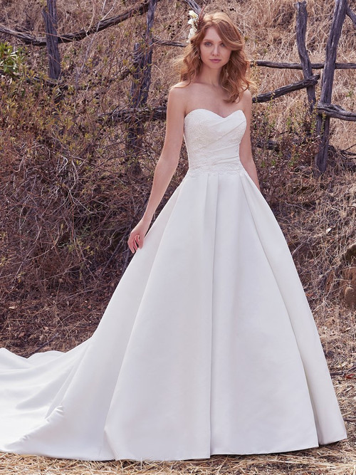 Maggie Sottero Wedding Dress Cressida (7MC913)