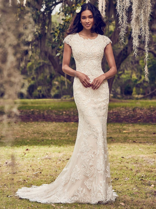 Maggie Sottero Wedding Dress Daisha (8MS540)