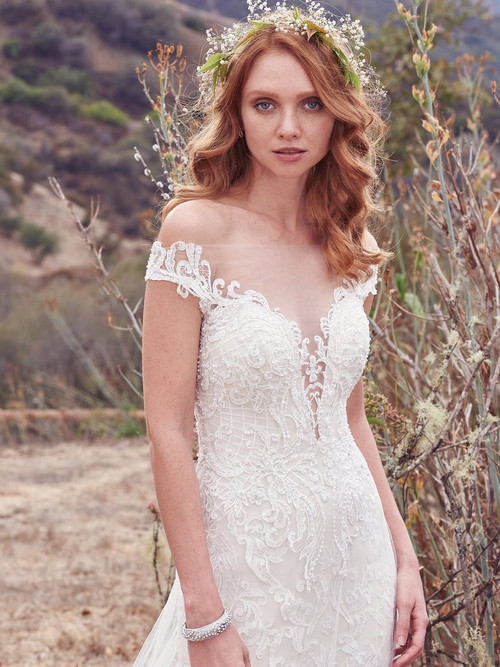 Maggie Sottero Wedding Dress Daisy (7MT904)