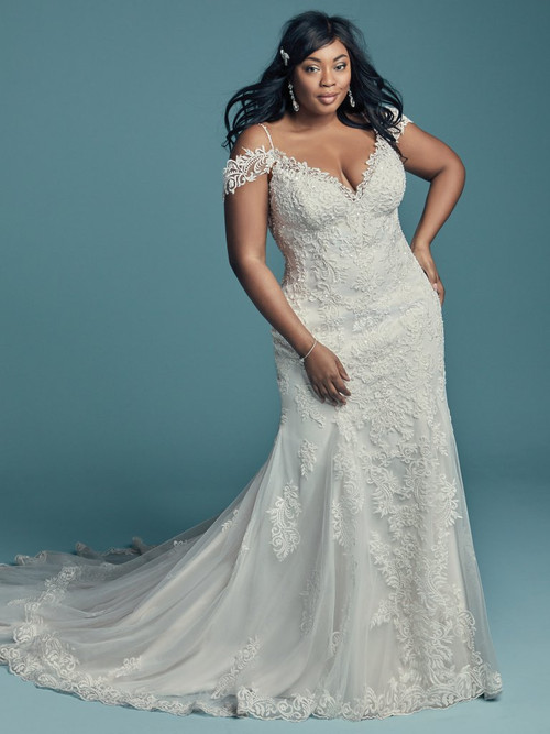Maggie Sottero Wedding Dress Della Lynette (8MC750AC)