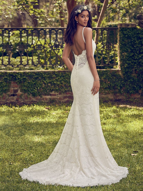 Maggie Sottero Wedding Dress Dorian (8MS563)