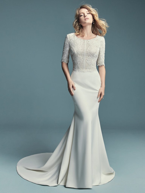 Maggie Sottero Wedding Dress Edalene (8MC677)