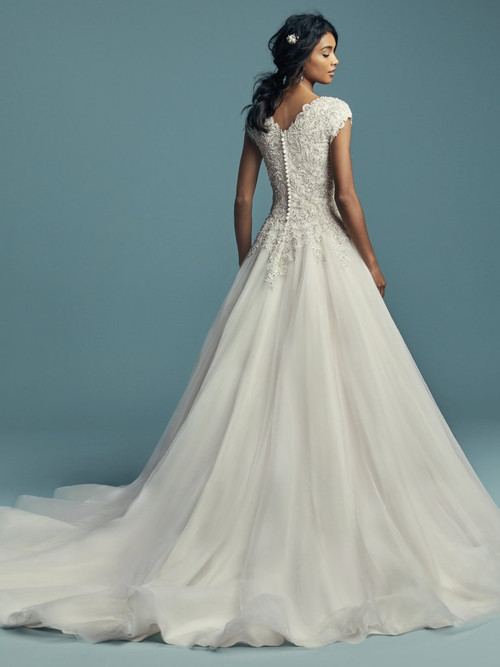 Maggie Sottero Wedding Dress Eden Marie (8MS754)