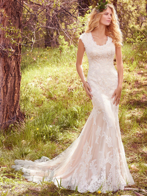 Maggie Sottero Wedding Dress Elsa (7MS411)