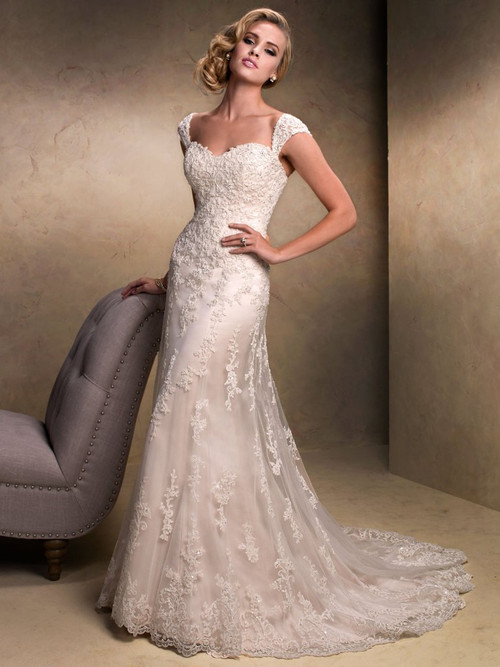 Maggie Sottero Wedding Dress Emma (13533)