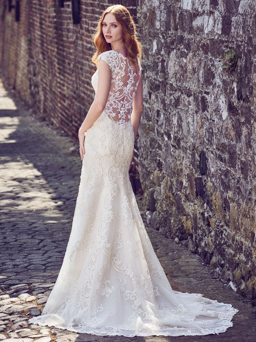 Maggie Sottero Wedding Dress Everly (8MC537)