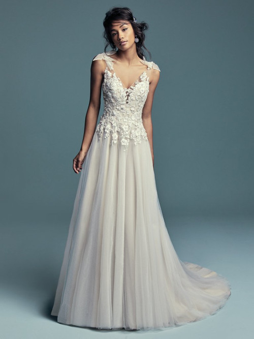 Maggie Sottero Wedding Dress Farron (8MC727)