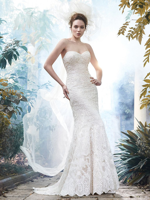 Maggie Sottero Wedding Dress Fredricka (5MT670)