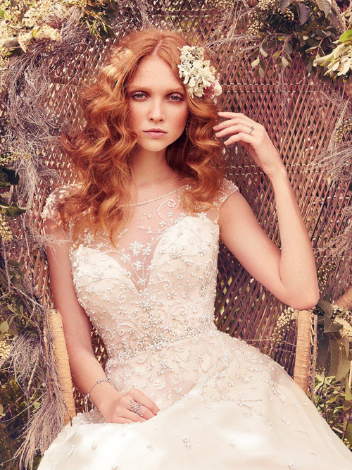 Maggie Sottero Wedding Dress Freesia (7MS334)