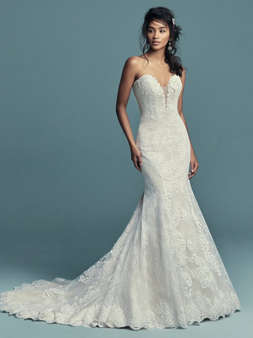 Maggie Sottero Wedding Dress Freida (8MS752)