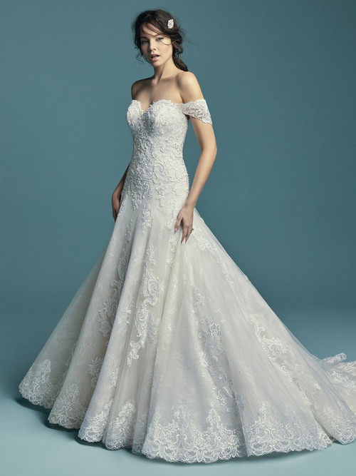 Maggie Sottero Wedding Dress Gail - Discontinued