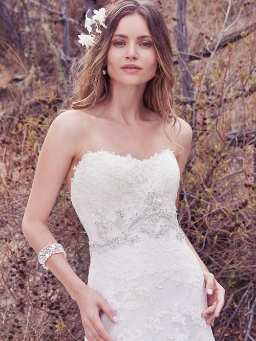 Maggie Sottero Wedding Dress Genoa (7MC927)