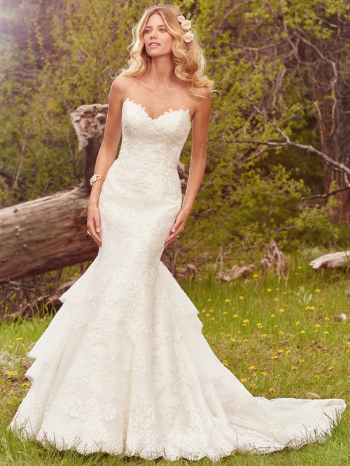 Maggie Sottero Wedding Dress Goldie (7MW425)