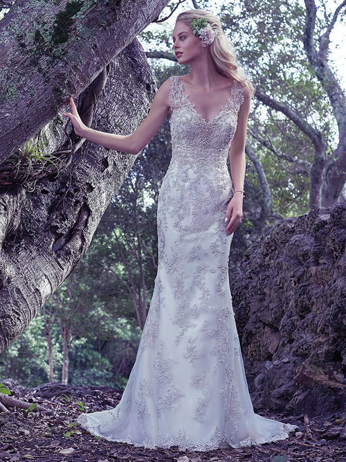 Maggie Sottero Wedding Dress Greer (6MG799)