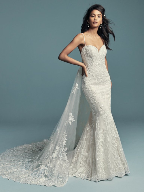 Maggie Sottero Wedding Dress Gwendolyn (8MN743)